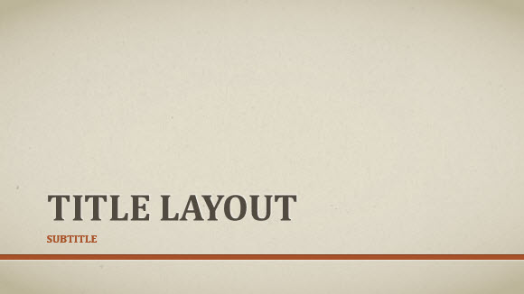 Free Business Beige Template For PowerPoint Online Free PowerPoint