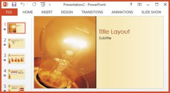 Free Idea Design -- Featured - FreePowerPointTemplates