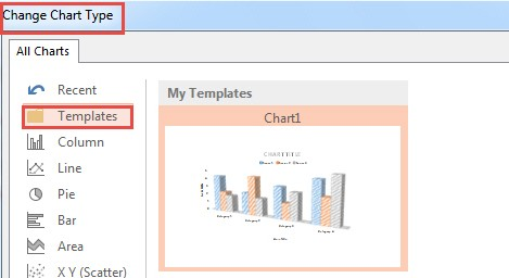 How To Create Chart Templates in PowerPoint 2013 3