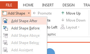 How To Customize SmartArt Elements in PowerPoint 2013 2