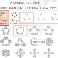 How To Format SmartArt in PowerPoint 2013 1