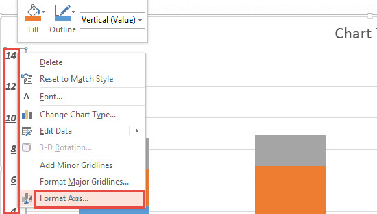 How To Insert Chart Data in PowerPoint 2013 2