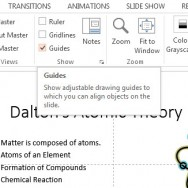 How To Position Objects in PowerPoint 2013 1