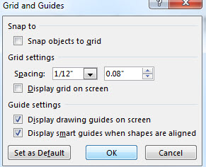How To Position Objects in PowerPoint 2013 3