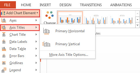 How To Use Labels in PowerPoint 2013 2