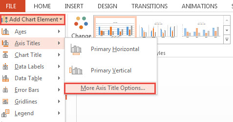 How To Use Labels in PowerPoint 2013 3