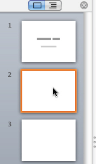 How to Add Slide Content in PowerPoint 2011 for Mac 4