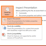 Inspect Document -- Featured - FreePowerPointTemplates