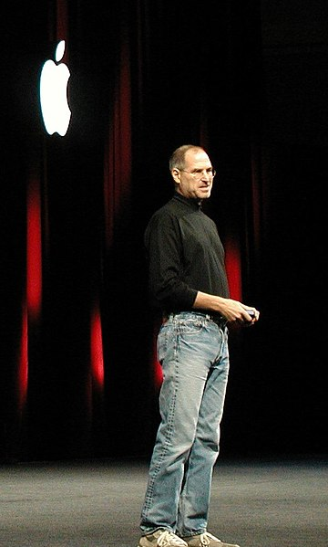 Keynote -- Keynote - Steve Jobs - FreePowerPointTemplates