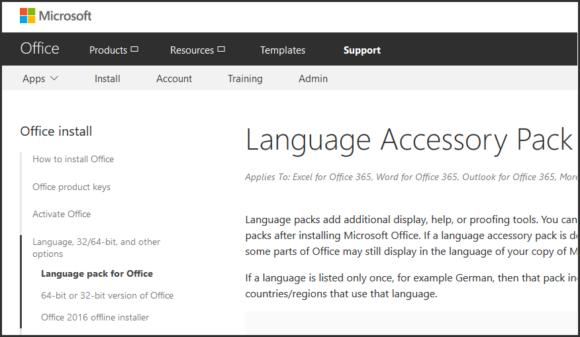 Language -- Start - Office Language Preferences - 6 - FreePowerPointTemplates