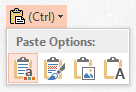 Paste Options -- 2 - FreePowerPointTemplates