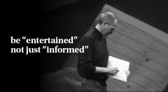 What Would Steve Jobs Do If He Made This Powerpoint Presentation