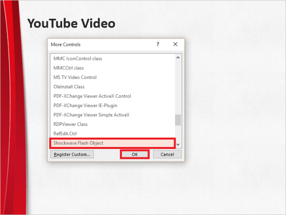 Insert YouTube Videos in PowerPoint 2010 or 2013 - Free PowerPoint